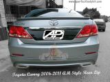 Toyota Camry 2006-2011 AM Style Rear Lip