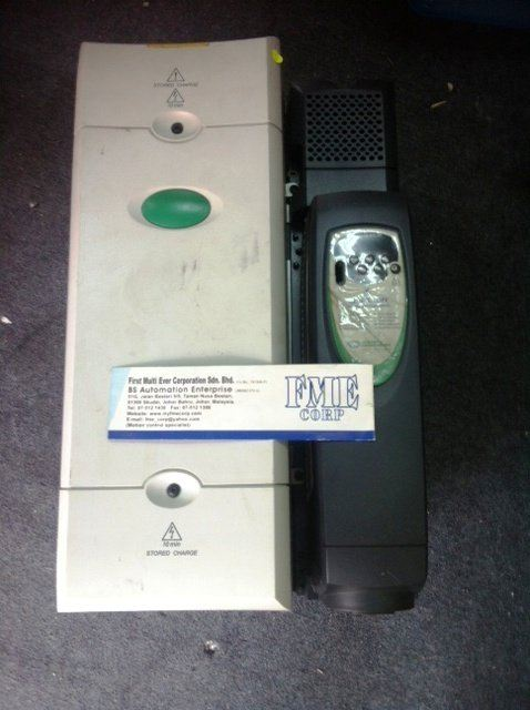 EMERSON INDUSTRIAL AUTOMATION CONTROL TECHNIQUES COMMANDER SK SK4403 MALAYSIA INDONESIA SINGAPORE