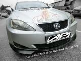 Lexus IS 250 2006 WLD Style Front Lip