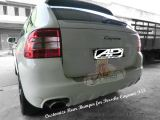 Customize Rear Bumper for Porsche Cayenne 955