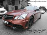 Mercedes E Class Coupe W207 WLD Style Bumperkits