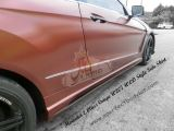 Mercedes E Class Coupe W207 WLD Style Side Skirt