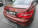 Mercedes E Class Coupe W207 WLD Style Rear Boot Lip Spoiler