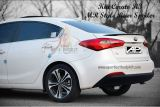 Kia Cerato K3 MR Style Rear Boot Lip Spoiler