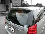 Toyota Wish 2006 Rear Spoiler
