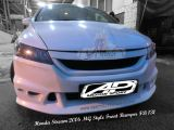 Honda Stream 2006 MG Style Front Bumper