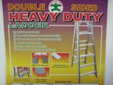 Strongman Double Side Ladder