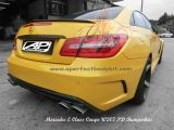 Mercedes E Class Coupe W207 PD Bumperkits