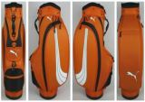 PUMA CART GOLF BAG ORANGE