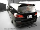 Honda Odyssey RB3 AM Style Rear Spoiler
