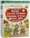 Healthy Times Organic Whole Grain Barley Cereal for Baby (USDA Certified Organic)