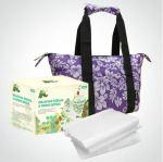 Jingle Jungle - Ezara 2 in 1 Convertible Cooler Bag Set