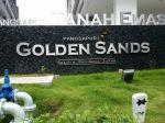 Golden Sand Service Apartment High Floor for rent.(fully) Johor Bahru Property Advisory / ��ɽ����������ѯ
