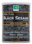 100% Pure Black Sesame Powder - 300G (Halal)