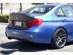BMW F30 CLS Carbon rear trunk
