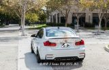 BMW 3 Series F30 2015 M3 Bumperkits