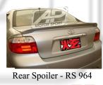 Toyota Vios 2006 Rear Boot Lip Spoiler
