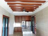Dry Kitchen n Plaster Ceiling Design