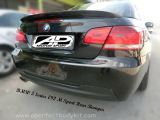 BMW 3 Series E92 M Sport Bumperkits