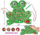 ITAT-027 Magnetic Frog Mazes