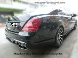 Mercedes S Class W221 WLD Style Bumperkits