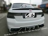 Honda Accord 2008 Thai Euro Style Rear Bumper
