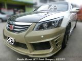 Honda Accord 2008-2012 Thai Front Bumper