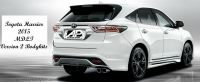 Toyota Harrier 2015 MDLT Version 2 Bodykits