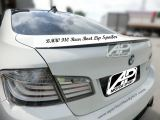 BMW F10 Rear Boot Lip Spoiler