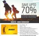 Birdie Golf Malaysian Membership