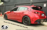 Mazda 3 2014 Hatchback Knight Style Side Skirt