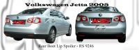 Volkswagen Jetta 2005 Rear Boot Lip Spoiler