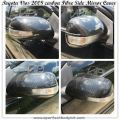 Toyota Vios 2008 Carbon Fibre Side Mirror Cover