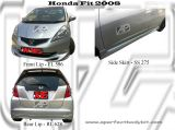 Honda Fit 2008 Bodykits
