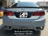 Honda Accord 2013 Thai Rear Bumper