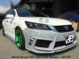 Honda Accord 2013 Thai Front Bumper