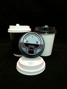 RE-CLOSABLE HOT CUP LID
