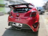 Hyundai Veloster Turbo MR Rear Spoiler