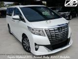 Toyota Alphard 2015 Normal Body MDLT Bodykits