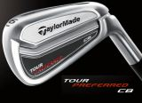 Taylor Made Tour Preferred CB Steel Irons