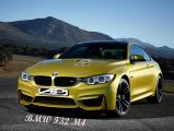 BMW F32 M4 Bumperkits