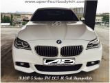 BMW 5 Series F10 LCI M Tech Bumperkits
