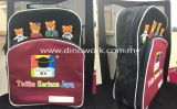 Custom Made School Bag