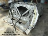 Mitsubishi Evo 7,8,9 Half Cut Rear Body Part For Sale