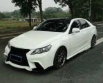 toyota mark x bumper gs bodykit