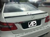 Mercedes E Class W212 Carbon Fibre Rear Boot Lip Spoiler