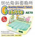 AE70 Alice Gabitto Sloping Rabbit Toilet (L)
