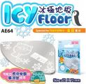 AE64 Alice Icy Floor for Hamster