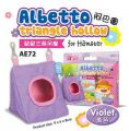 AE72 Alice Albetto Triangle Hollow for Hamster