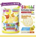 AE54 Alice Sanbbi Hamster Bathing Sand Lemon Scent 1kg